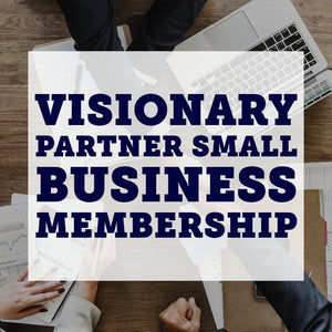 Visionary Partner Small Business Membership