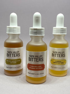 15% OFF - Citrus Bitters Set