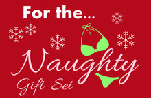 15% OFF - For the NAUGHTY - Gift Set