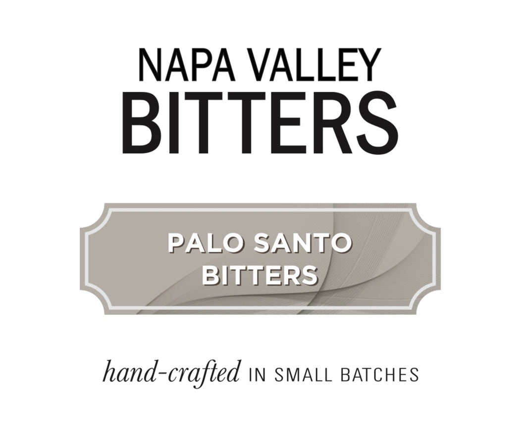 COMING SOON - Palo Santo Bitters