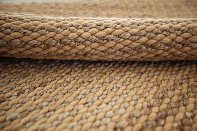 Alfombra natural hemp 2.5x3.5mts
