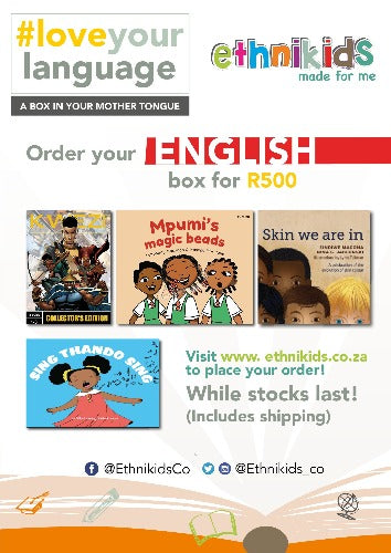 ETHNIKIDS LOVE YOUR LANGUAGE PROMO