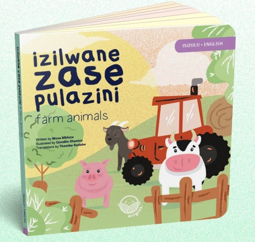 FARM ANIMALS - Isizulu