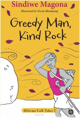 GREEDY MAN, KIND ROCK - FOLK TALES 2