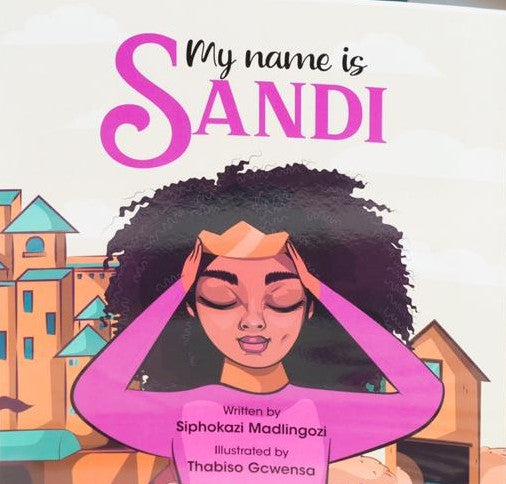 MY NAME IS SANDI