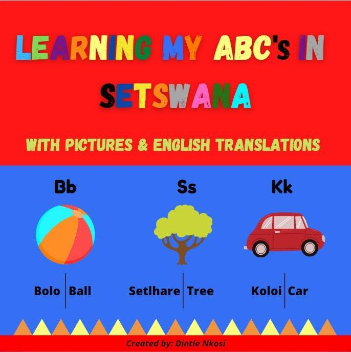 LEARNING MY ABC's IN SETSWANA