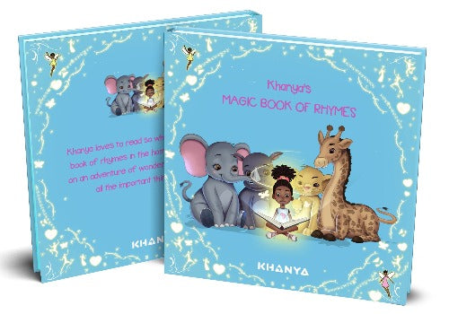 KHANYA'S MAGIC BOOK OF RHYMES