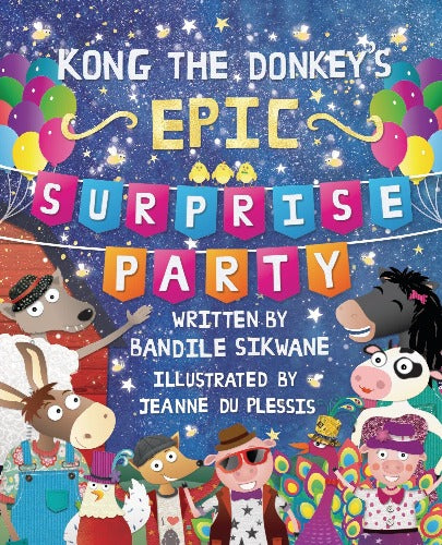 KONG THE DONKEY'S EPIC SURPRISE PARTY