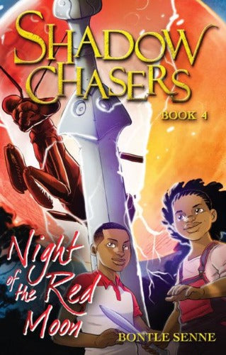 SHADOW CHASER (BOOK 4) - NIGHT OF THE RED MOON