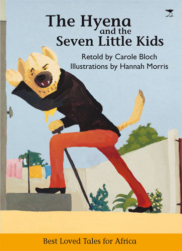 HYENA AND THE SEVEN LITTLE KIDS