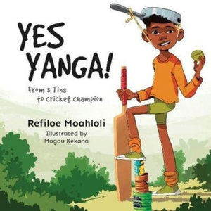 YES YANGA!