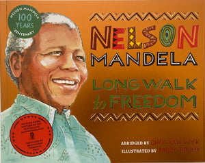 LONG WALK TO FREEDOM | NEW EDITION