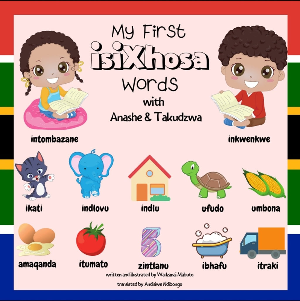 MY FIRST ISIXHOSA WORDS