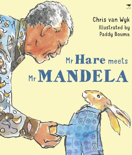 MR HARE MEETS MR MANDELA