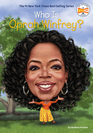 WHO IS OPRAH WINFREY