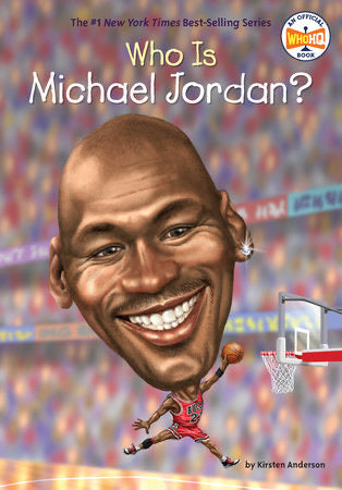 WHO IS MICHAEL JORDAN