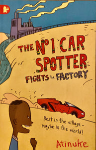 THE NO.1 CAR SPOTTER FIGHTS THE FACTORY