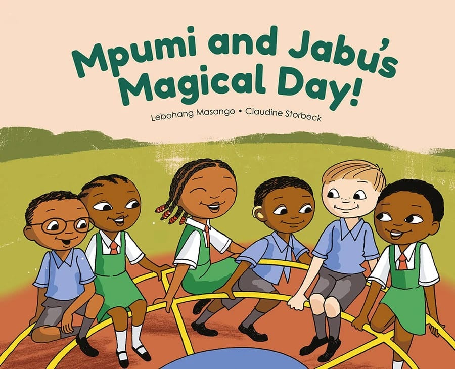 MPUMI AND JABU'S MAGICAL DAY
