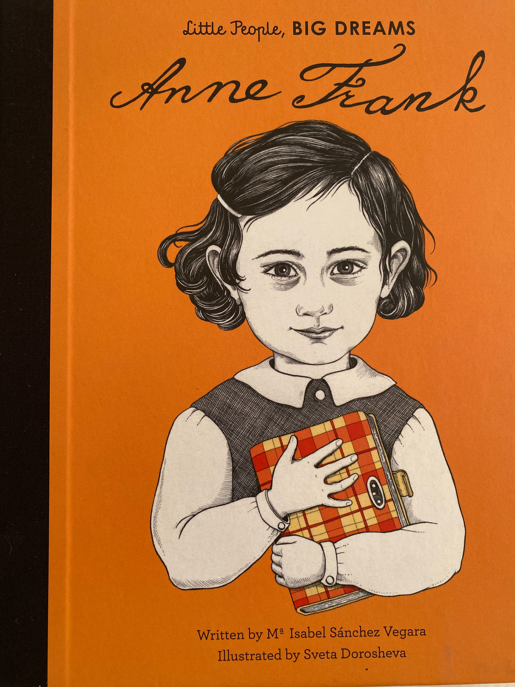 LITTLE PEOPLE, BIG DREAMS | ANNE FRANK