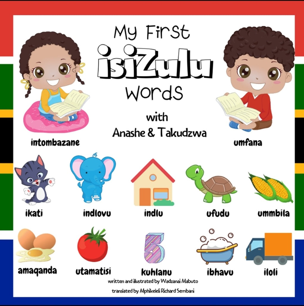 MY FIRST ISIZULU WORDS