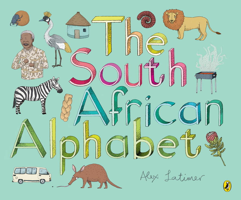 SOUTH AFRICAN ALPHABET
