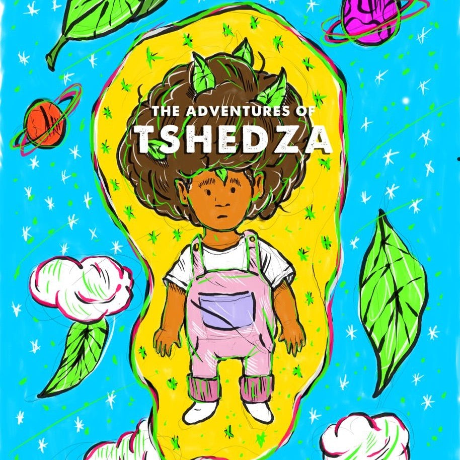 THE ADVENTURES OF TSHEDZA