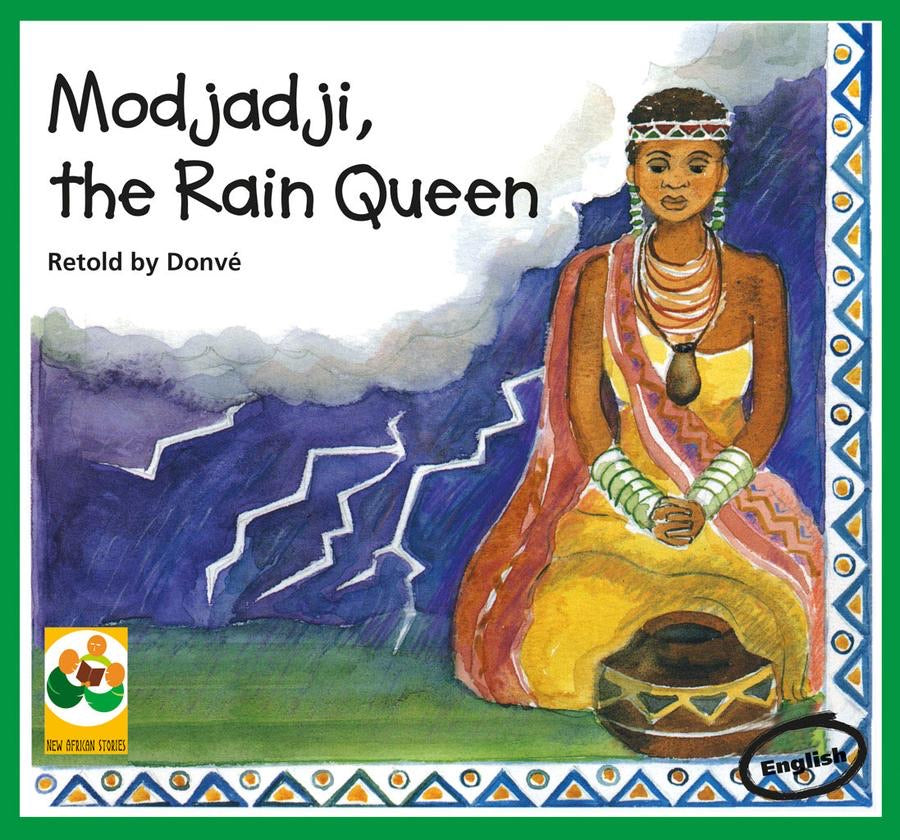 MODJADJI, THE RAIN QUEEN