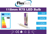 FluxTech - Universal Voltage R7S LED Bulb 20 x 118mm