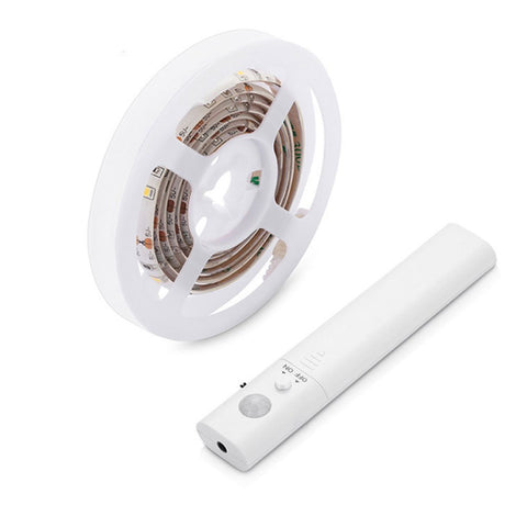 Battery Operated - Dual Mode Motion Sensor Flexible LED Strip Light