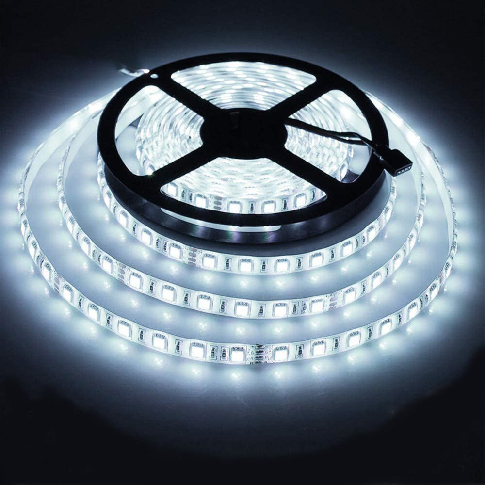 FluxTech - IP20 High Power Cool White Colour Strip Light - Low Voltage