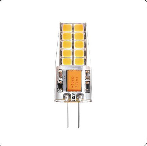 FluxTech - 2.5W SMD G4 LED Bulbs