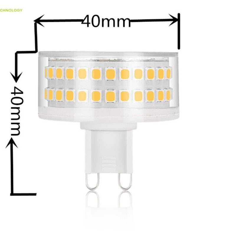 FluxTech - New Nebula G9 LED Lamp
