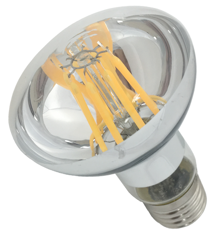 JustLED – R80 Reflector LED Spot Light Bulb [Energy Class A++]
