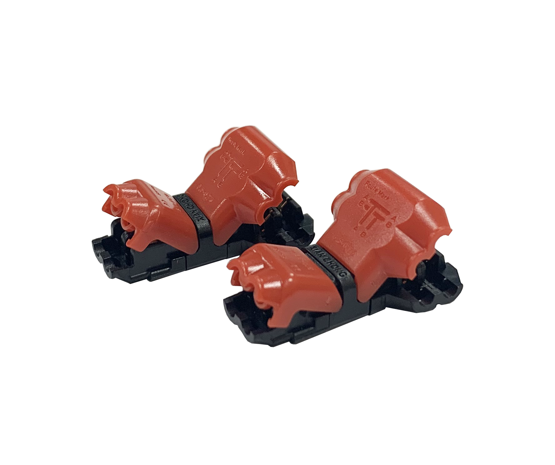 FluxTech -  Low Voltage Solder-less T Shape Wire connectors