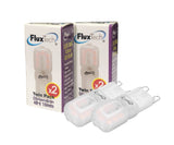 FluxTech - Value Twin Pack G9 LED Bulb