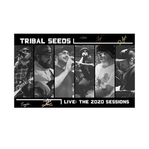 [AUTOGRAPHED] LIVE: The 2020 Sessions Poster 12x18