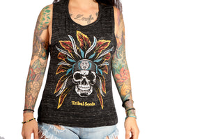 Ladies Medicine Man Tank Top