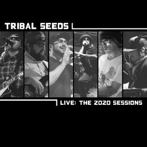 LIVE: The 2020 Sessions | CD Digipak (pre-order)