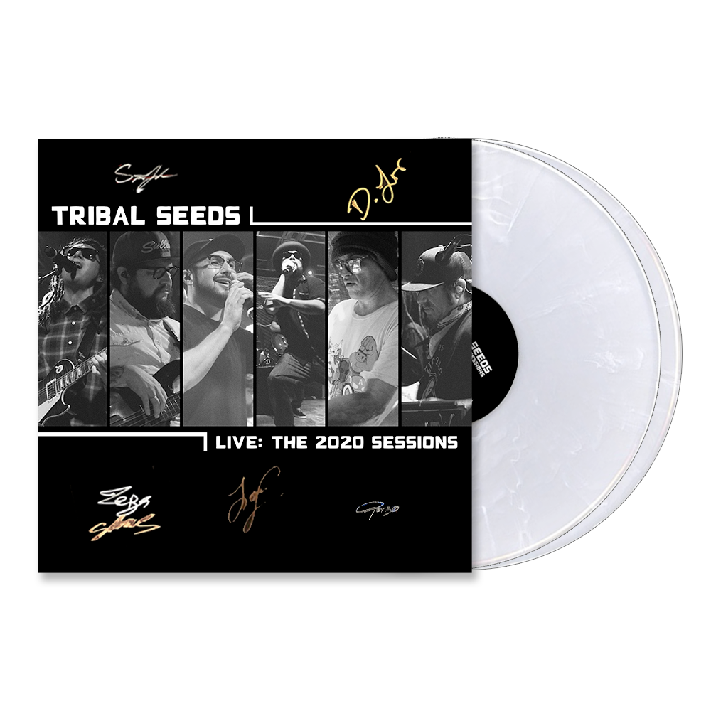[AUTOGRAPHED] LIVE: The 2020 Sessions - 12