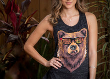Ladies Cool Bear Tank Top