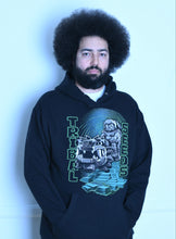 Glow N The Dark Olmec Serpent Hoodie