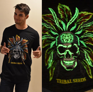 Men's Glow N The Dark Medicine Man T-Shirt