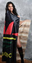 Tribal Sport Appalachian Fur Lined Blanket w/ Custom Backpack Carrier