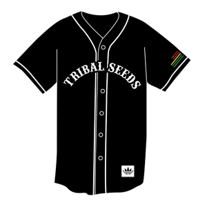 Tribal Seeds Baseball Jersey