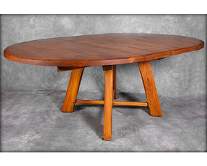 Country Round Extension Table