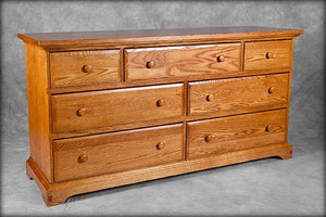 Huntington 7 Drawer Bureau