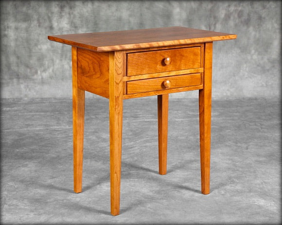 2 Drawer Lockwood Table