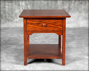 1 Drawer Cottage End Table