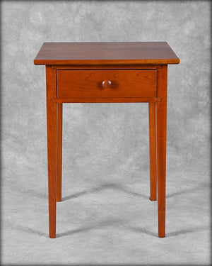 1 Drawer Shaker Sofa End Table