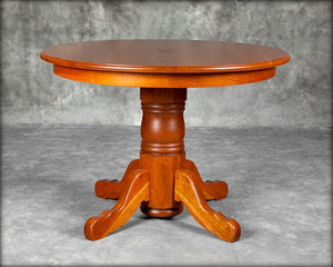 "42"" Round Pedestal Table"